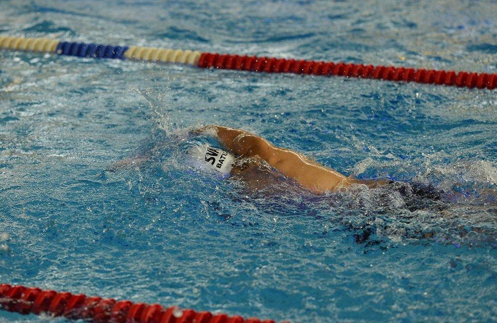 Symbolfoto Sportart Schwimmen