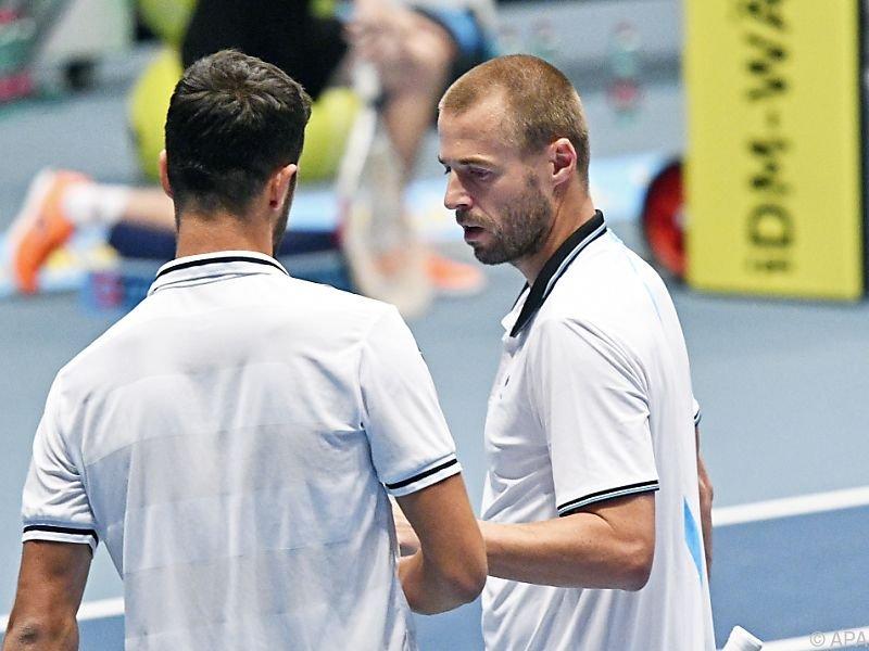 Marach und Pavic sind in ATP Finals mit von der Partie