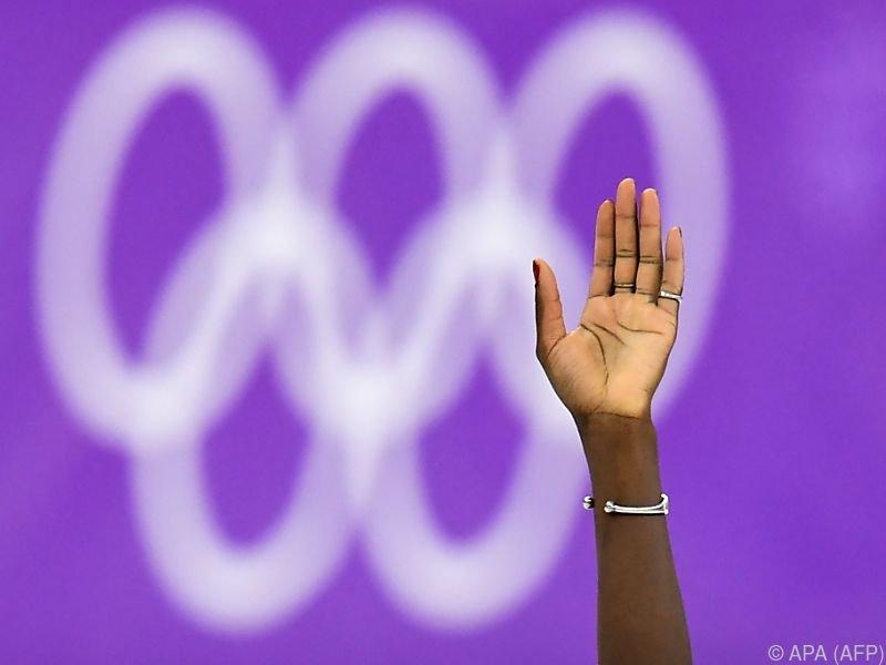 Der Frauenanteil bei Olympia steigt