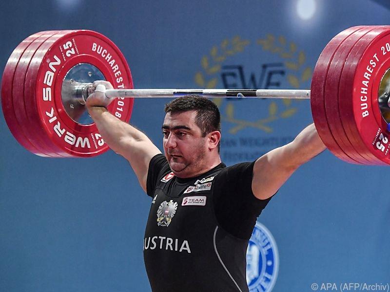 Martirosjan hat Olympia in Tokio als Ziel