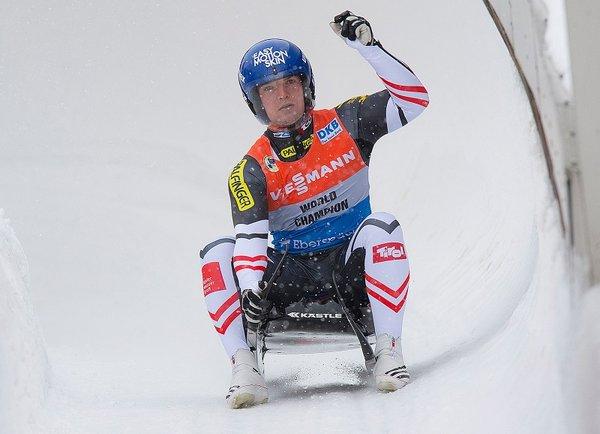 Wolfgang Kindl ist zweifacher Weltmeister