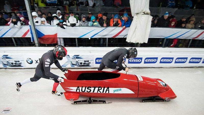 Top-Ten-Plätze für Österreicher bei Bob-Weltcup in Altenberg