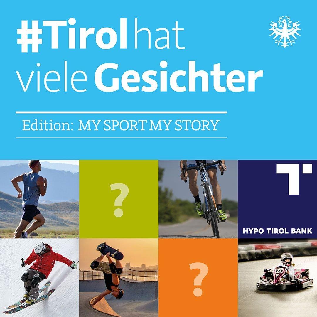HYPO Tirol Bank - #TirolhatvieleGesichter