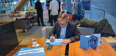 Herbert Waltl von der HYPO Tirol Bank