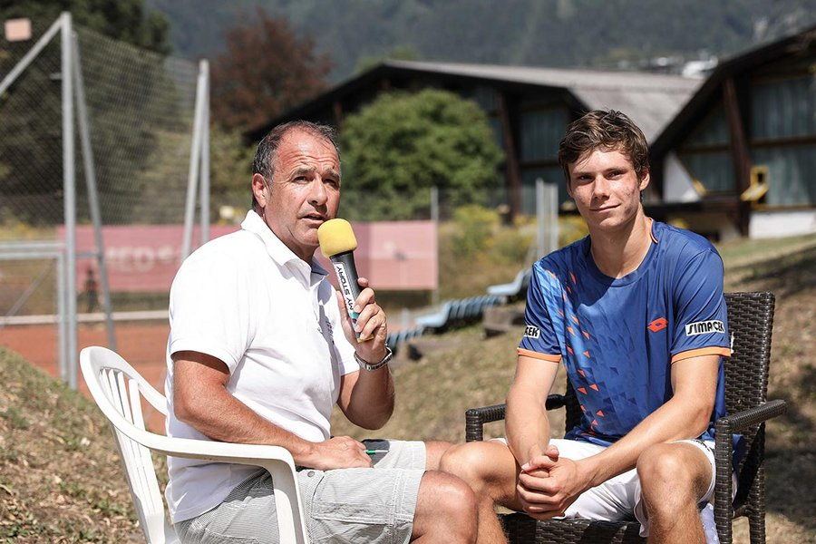ITF Future Turnier in Innsbruck