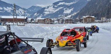 Das Eisrennen in Mayrhofen 2019