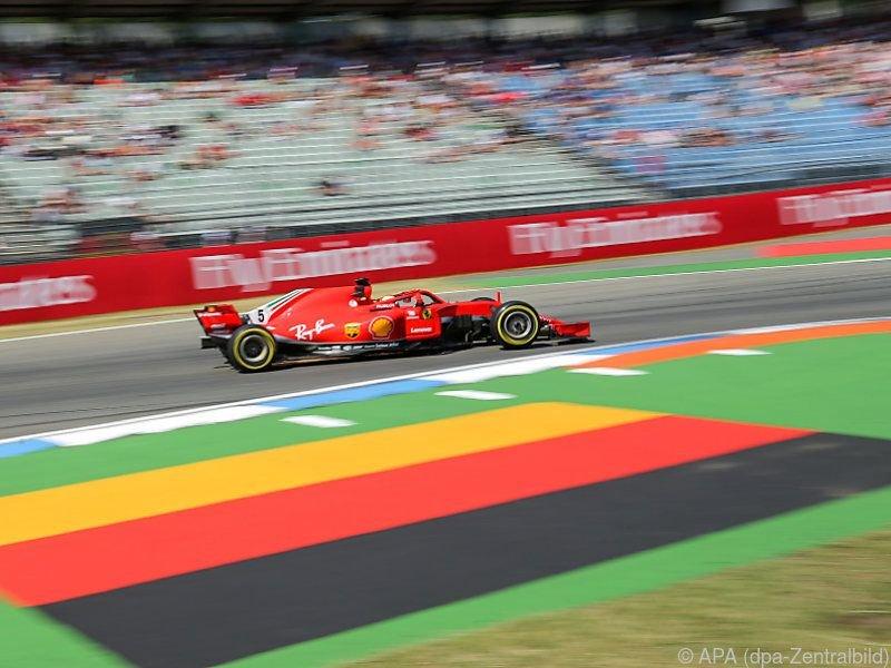 Bangen um Grand Prix in Hockenheim