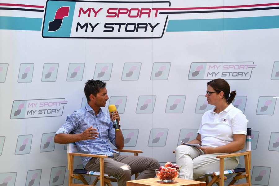 Mario Stecher im Interview bei MySportMyStory