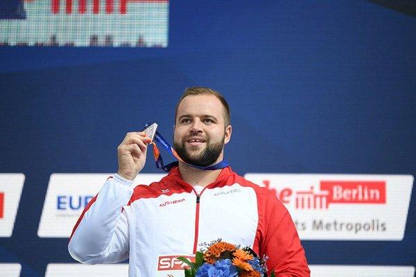 Lukas Weißhaidinger ist Leichtathlet des Jahres 2018