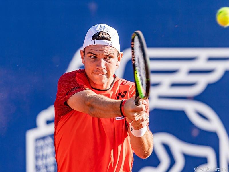 Rodionov will sich für Davis Cup empfehlen