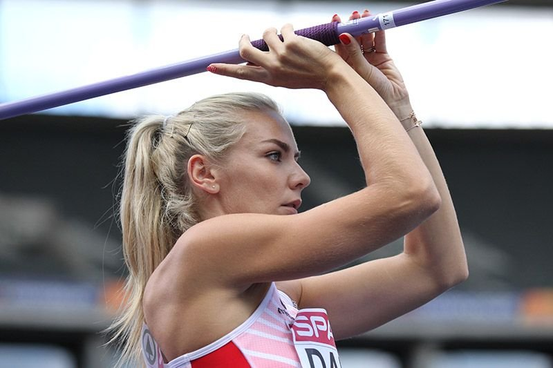 Ivona Dadic ist Leichtathletin des Jahres 2018