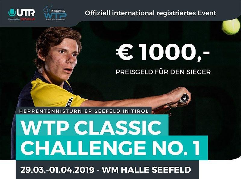 WTP Classic Challenge No.1