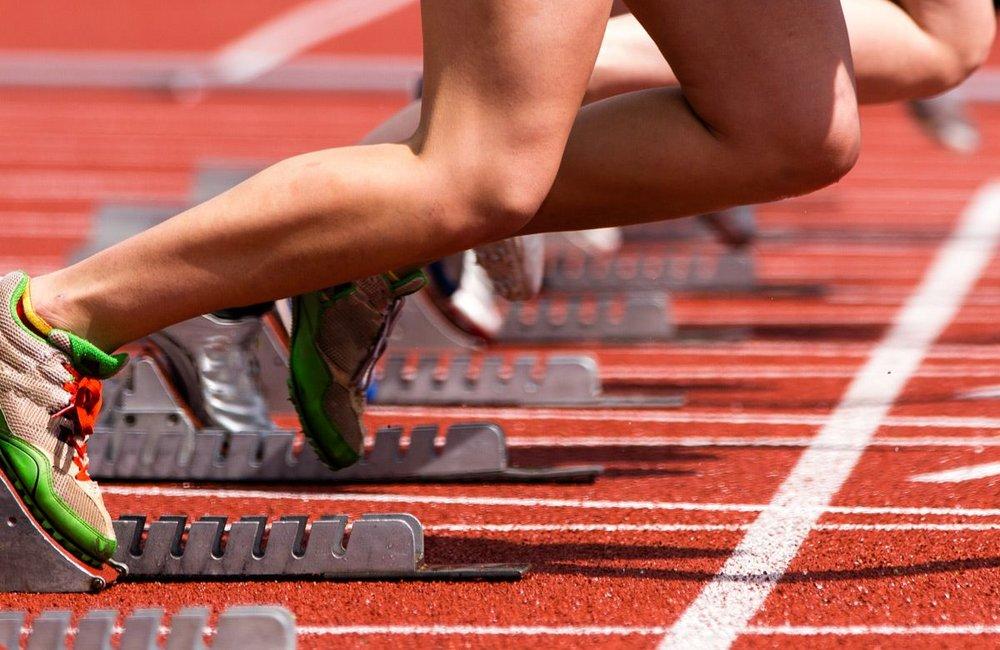Symbolfoto Sportart Leichtathletik