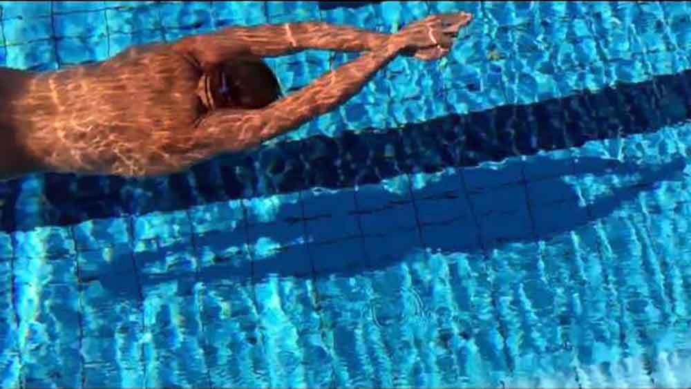 Rothbauer schwimmt neuen Ö-Juniorenrekord