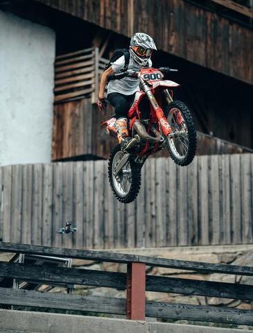 Johannes Wibmer - Motocrosser