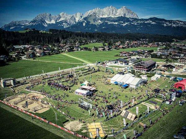 Spartan Race in Oberndorf in den Kitzbüheler Alpen
