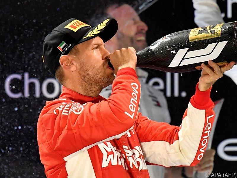 Vettel will nun abschalten