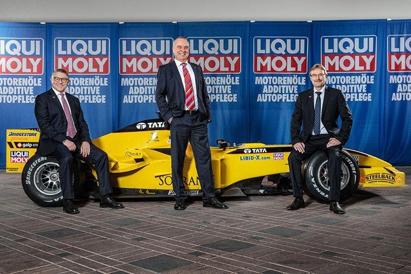 Ein starkes Trio (von links): Peter Baumann (Marketingleiter), Ernst Prost (Geschäftsführer) und Günter Hiermaier (Vertriebsleiter und zweiter Geschäftsführer)