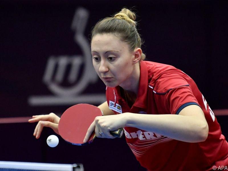Polcanova musste vor kurzem Status als Europas Nummer eins abgeben