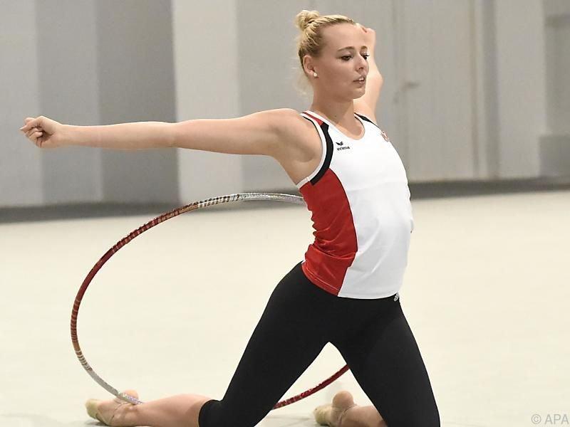 Österreichs beste Gymnasiastin Nicol Ruprecht