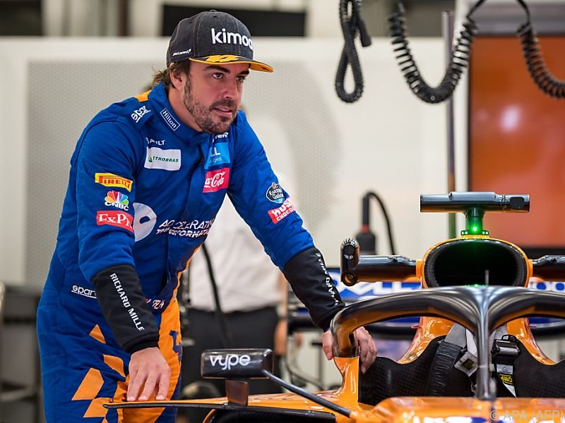Fernando Alonso hat wohl andere Pläne