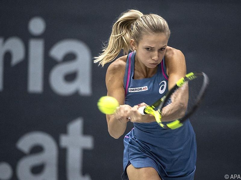 Haas ist aktuell Österreichs Nummer eins