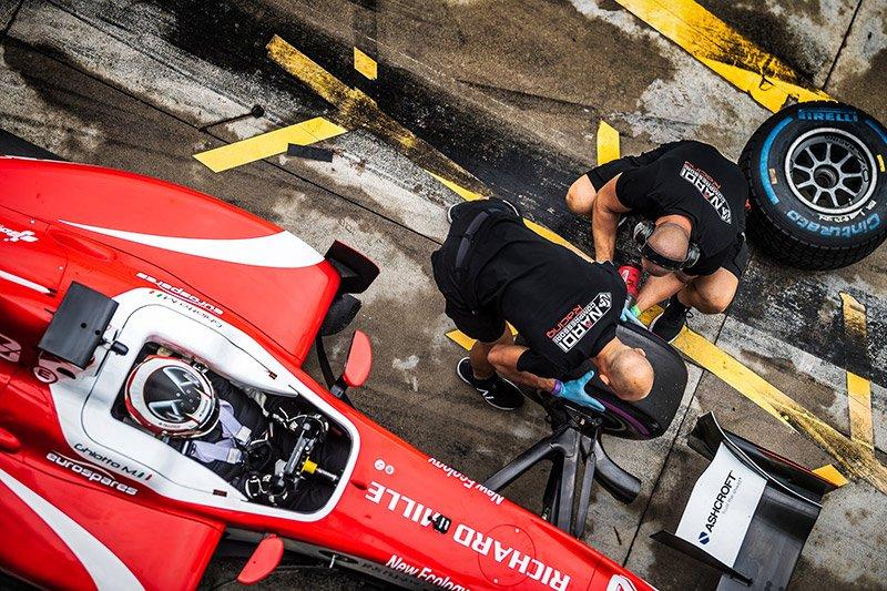 Siebenter Saisonsieg für Ghiotto in Monza bei der Boss GP