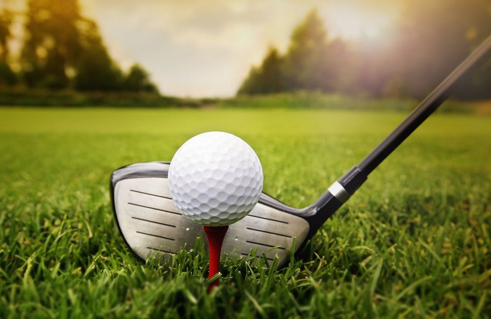 Symbolfoto Sportart Golf