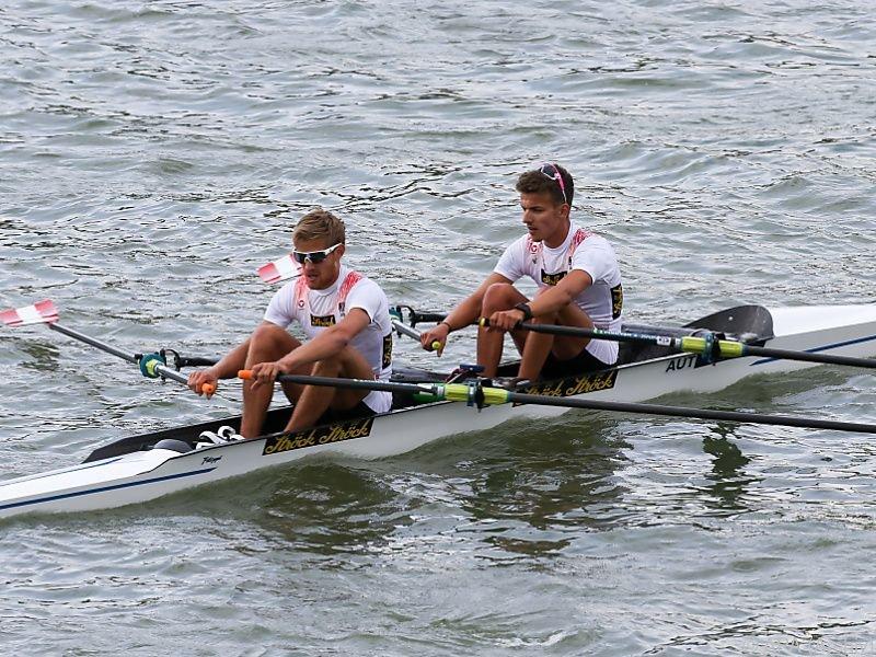 Sieber und Schöberl belegten den fünften Platz