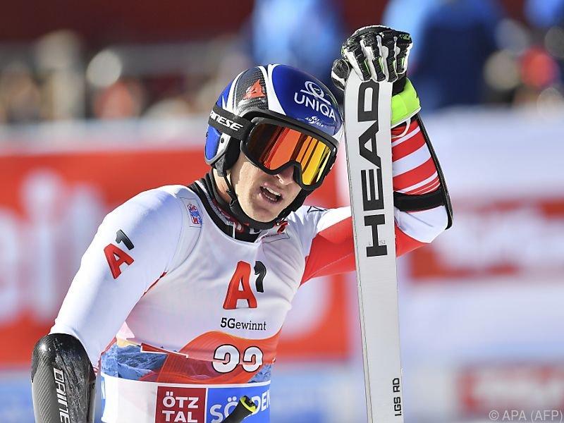 Matthias Mayer feierte seinen sechsten Weltcup-Sieg