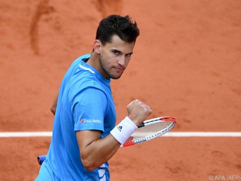 Thiem steht erneut im French-Open-Finale