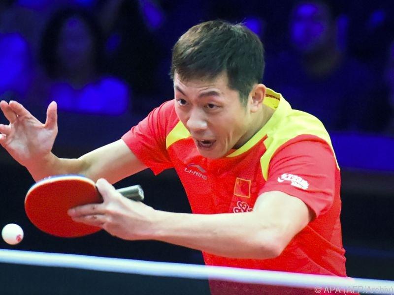 Xu Xin steht erneut im Finale