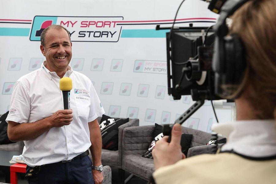 Dietmar Brückl von MySportMyStory