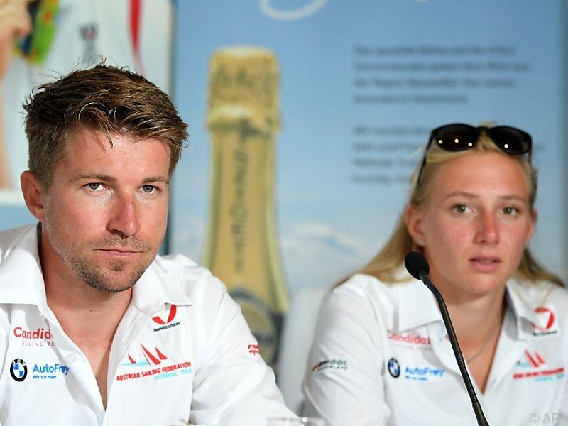 Thomas Zajac und Barbara Matz erreichten Rang 14