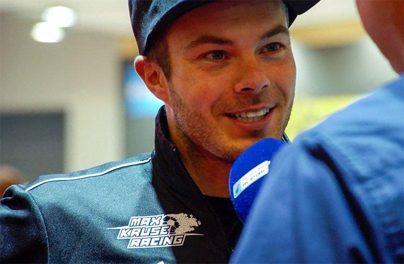 Rennfahrer Benjamin Leuchter im Interview