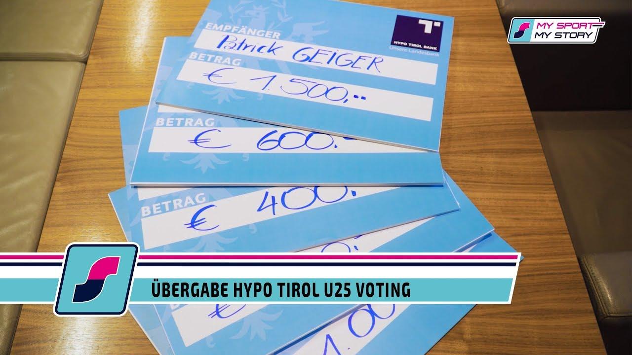 Vorschau HYPO Tirol U25 Voting