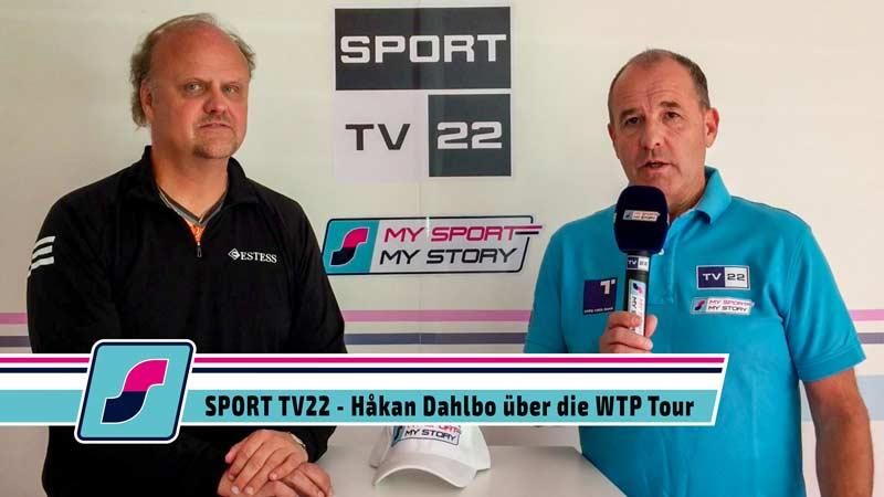 Tennistrainer Håkan Dahlbo über die WTP Tennis Tour