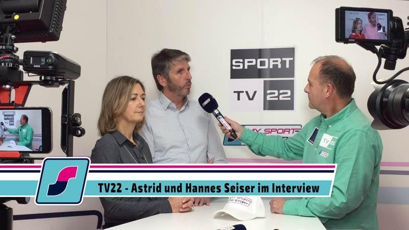 Astrid und Hannes Seiser im Interview