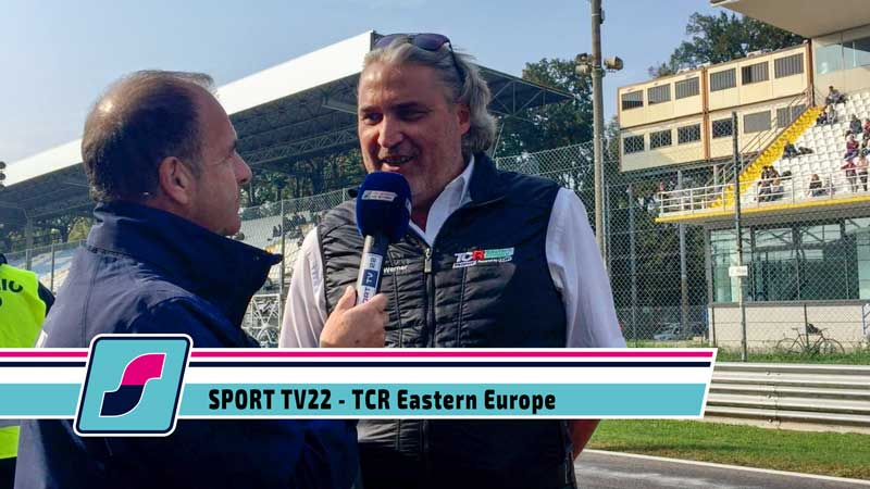 Sport TV22: Ankündigung TCR Eastern Europe Series 2020