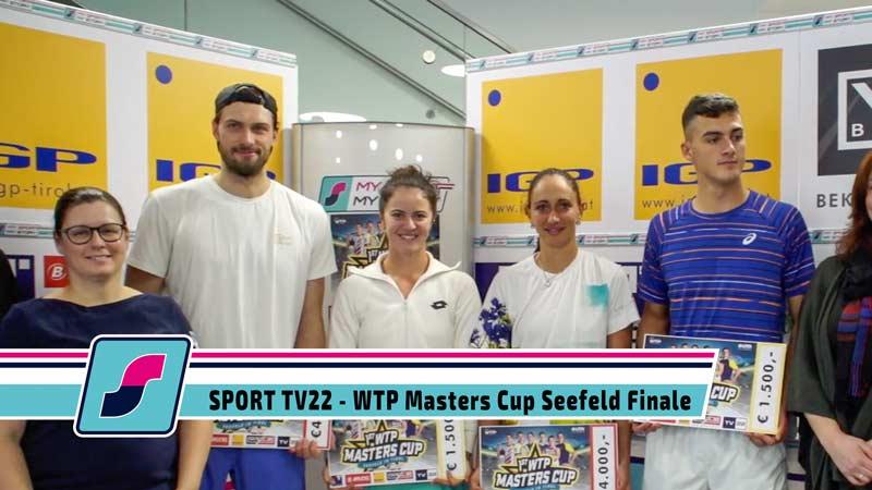 SPORT TV22: Tennis WTP Masters Cup in Seefeld Finale