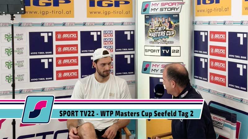 SPORT TV22: Tennis WTP Masters Cup in Seefeld Tag 2