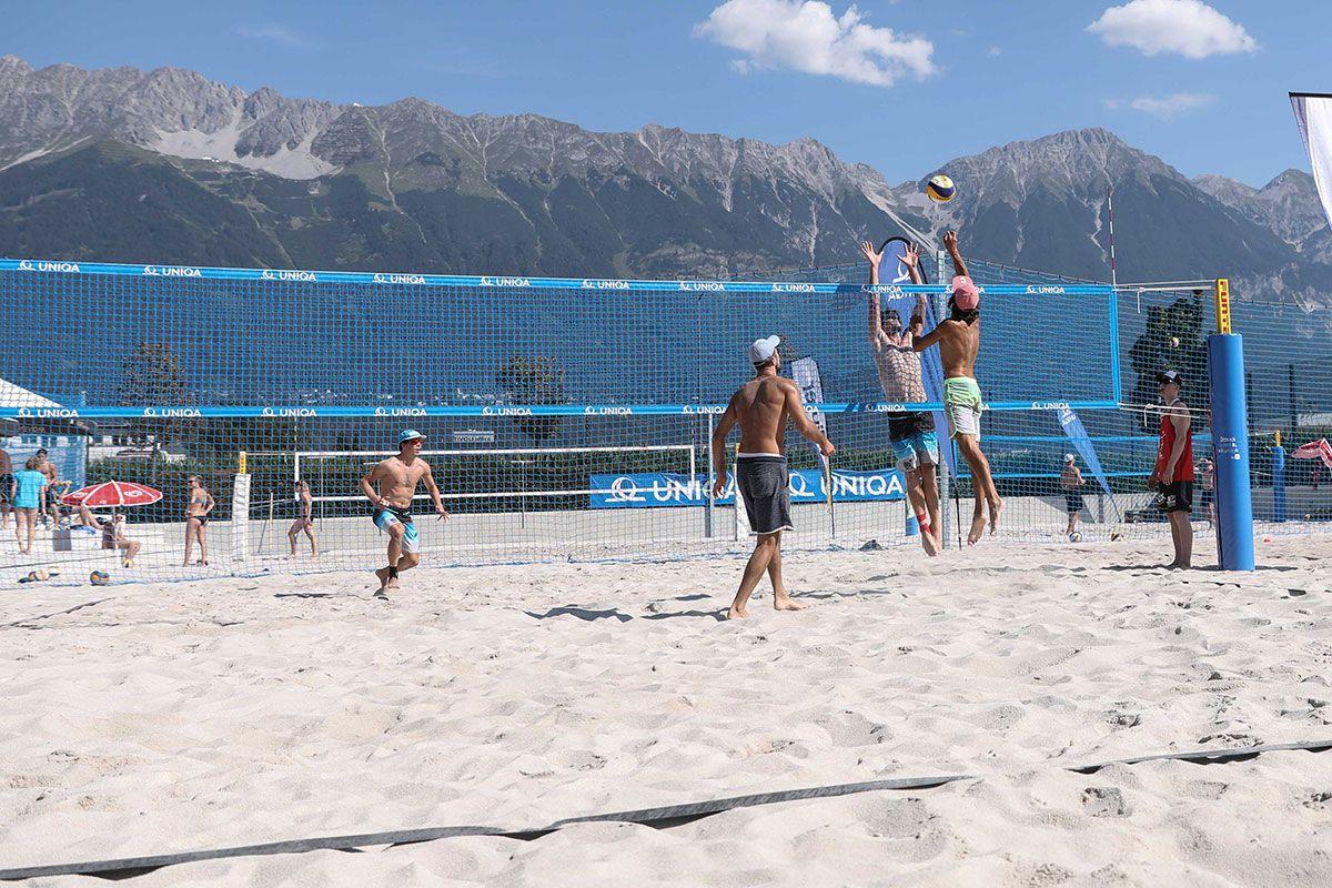 Tiroler BEACH-Meisterschaft 2018