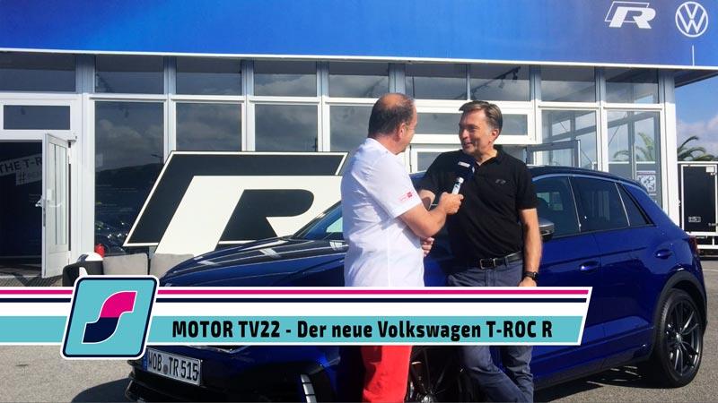 SPORT TV22 - Der neue Volkswagen T-Roc R