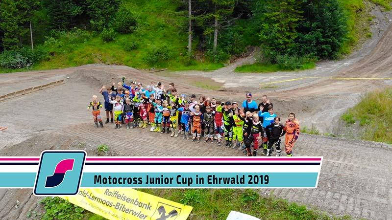 Die ersten Racer des MySportMyStory Junior Cup in Ehrwald 2019