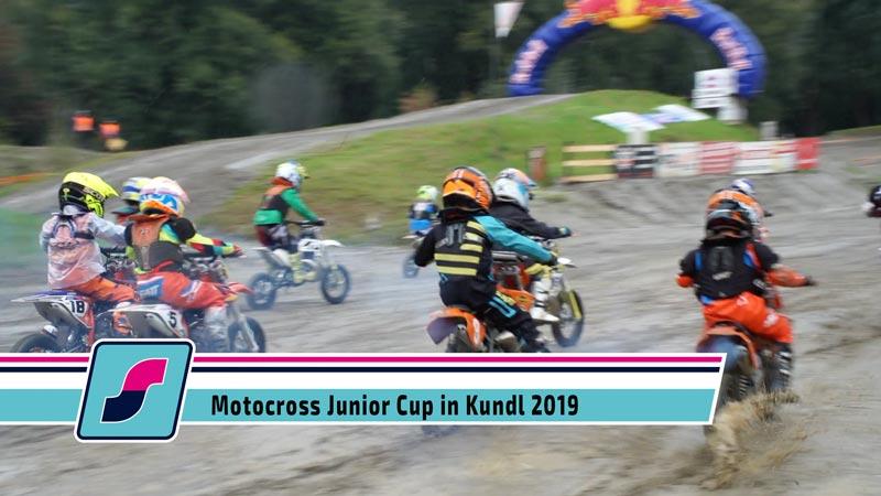 Alle Fahrer des MySportMyStory Junior Cup in Kundl