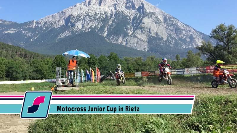 Alle Fahrer des MySportMyStory Junior Cup in Rietz