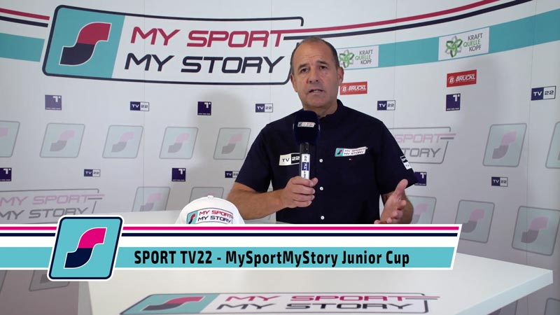 TV22 Studio: MySportMyStory Motocross Junior Cup