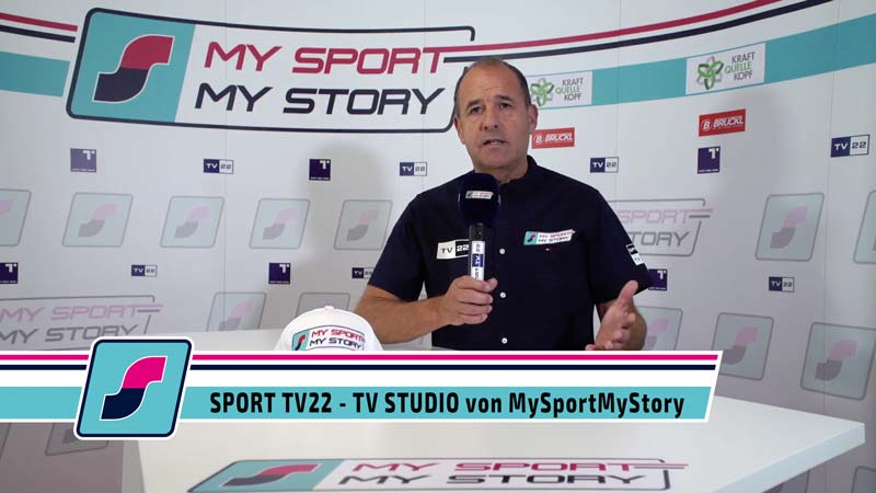 SPORT TV22 - dein TV Studio bei MySportMyStory