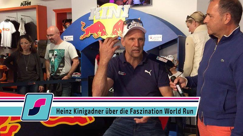 Heinz Kinigadner über die Faszination des Wings for Life World Run
