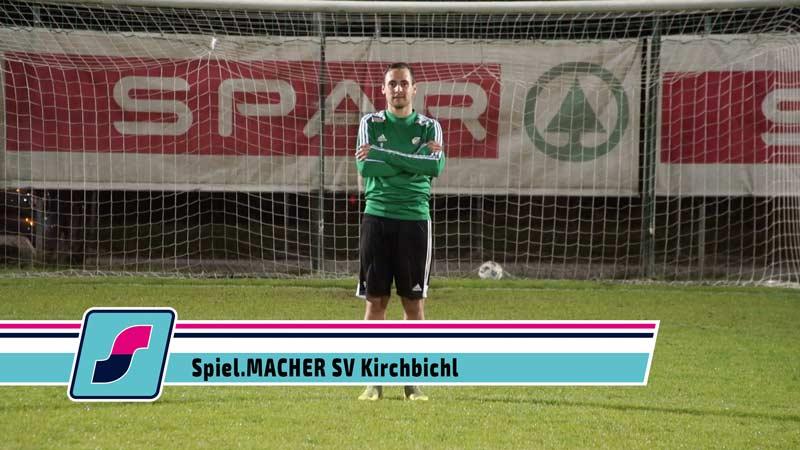 Spiel.MACHER Marco Told vom SV Kirchbichl